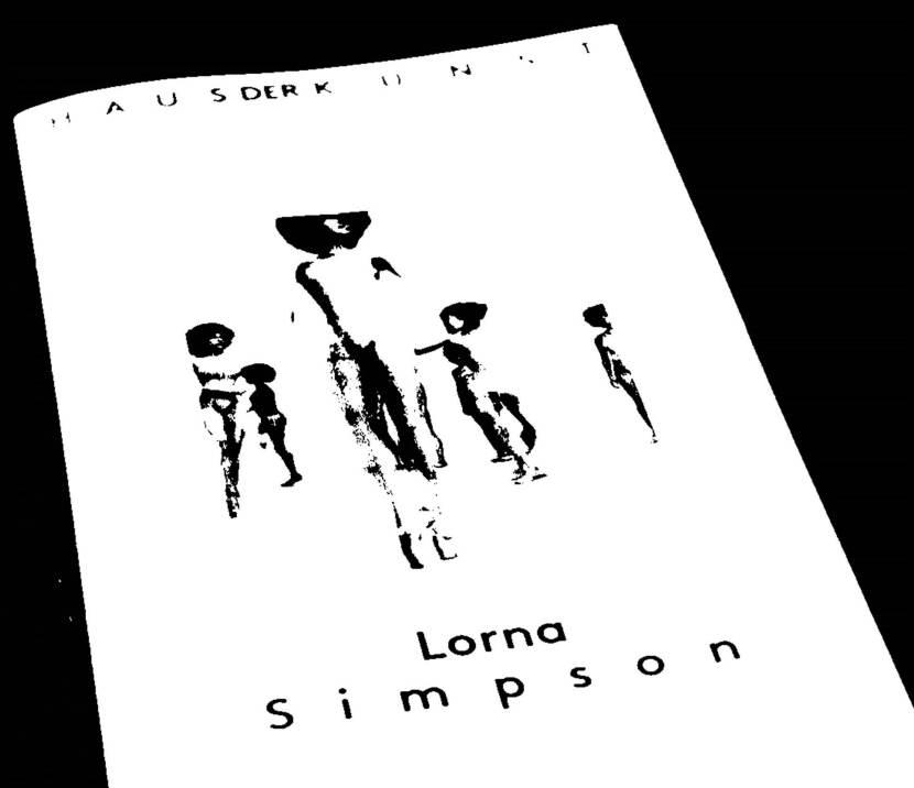 Schreiben im Museum: Neu kombiniert mit LornaSimpson