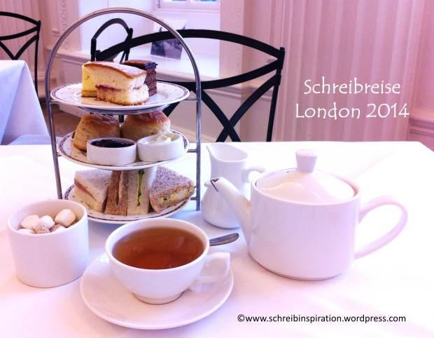 Schreibreise London
