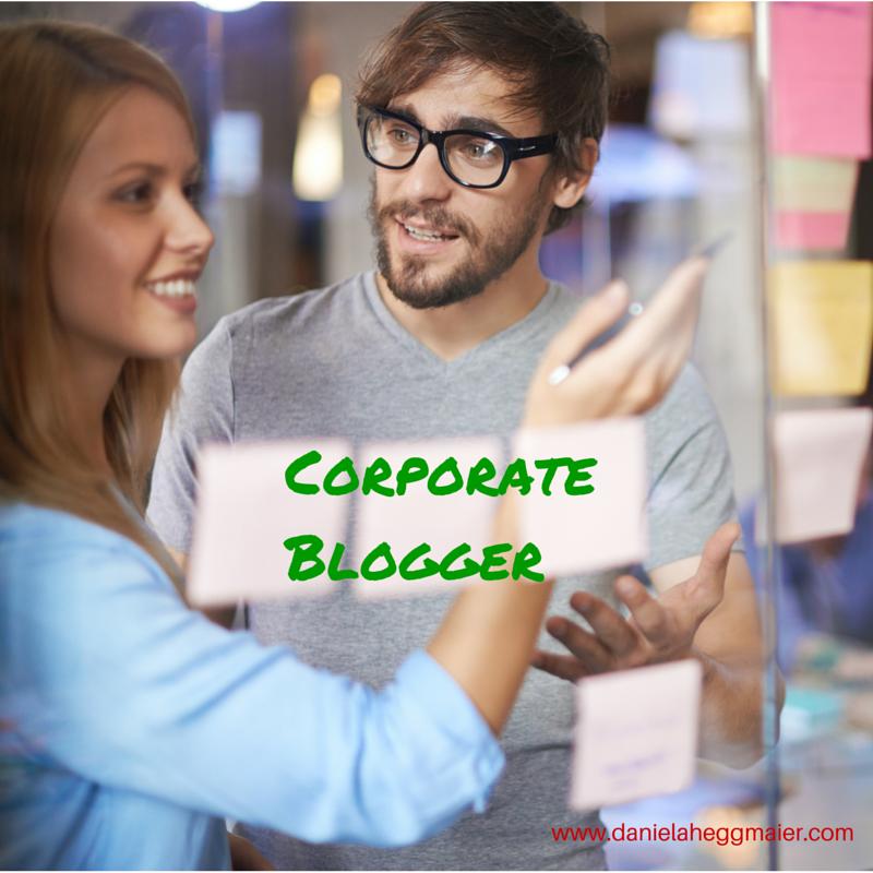 Corporate Blogger