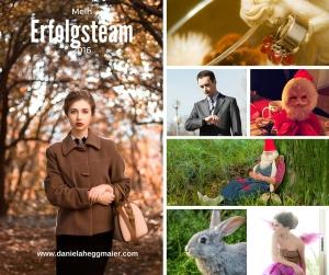 Erfolgsteam 2016 Heggmaier