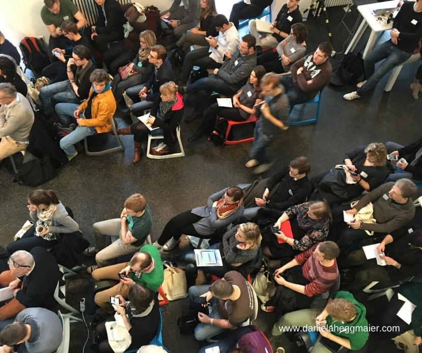 Digital Media Camp: Medien digital verwandelt und Geschichten neuerzählt