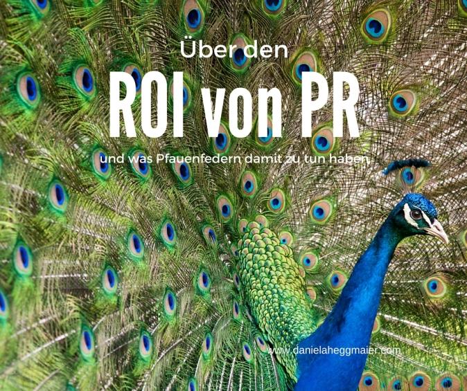 ROI von PR