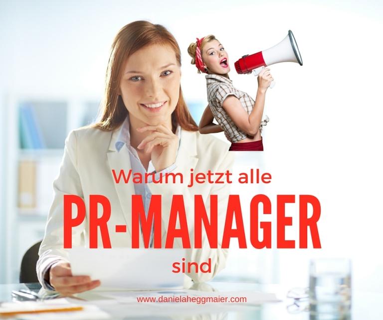 PR-Coaching Führungskräfte