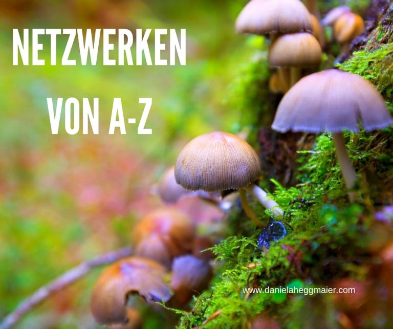 NETZWERKEN VON A-Z