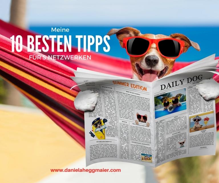 10 besten Tipps Netzwerken