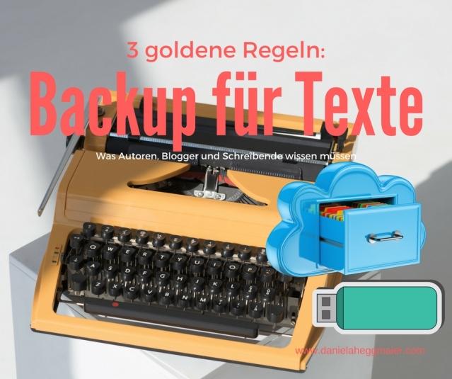 Backup für Texte