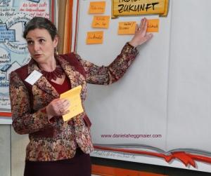 Daniela Heggmaier Vortrag