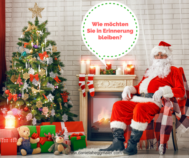 Selbst-PR Weihnachten