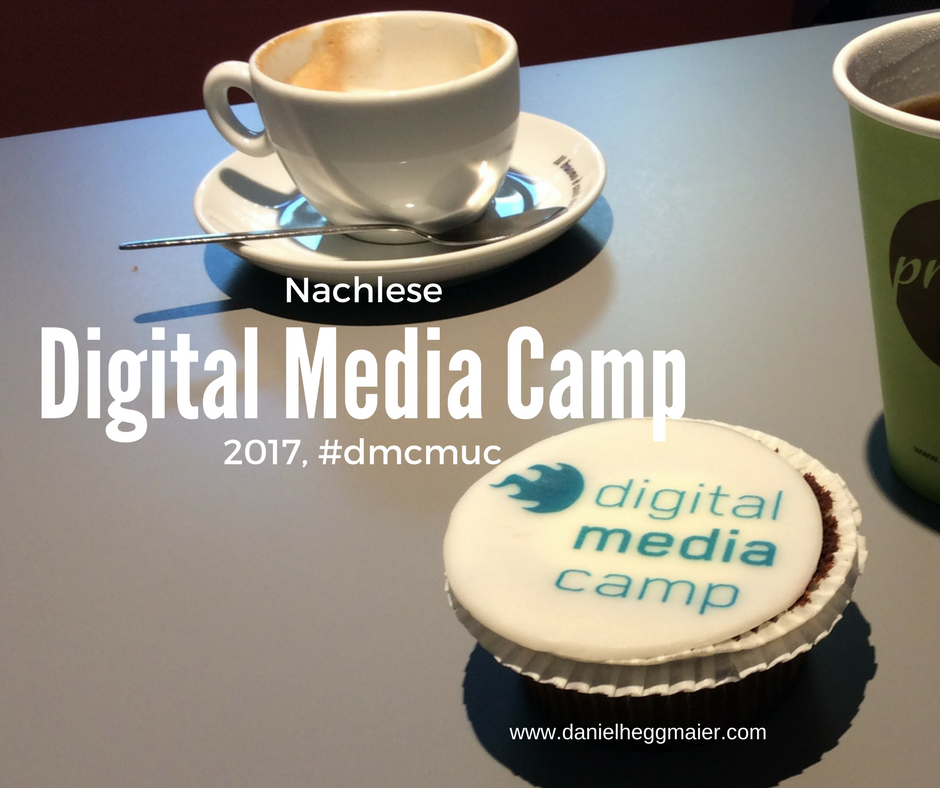 digital media camp #dmcmuc