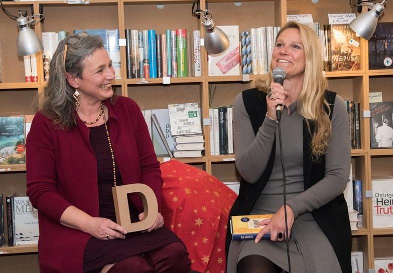 Selbst-PR Buch Daniela Heggmaier Svenja Lassen Buchpremiere