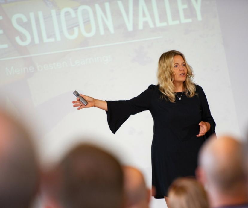 Interview mit Angela Lehmann: Wie Vortragende heute auf Veranstaltungenkommen