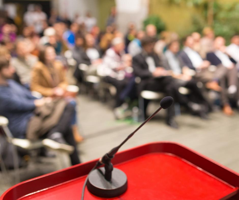 Netzwerken auf Messen Events Veranstaltungen