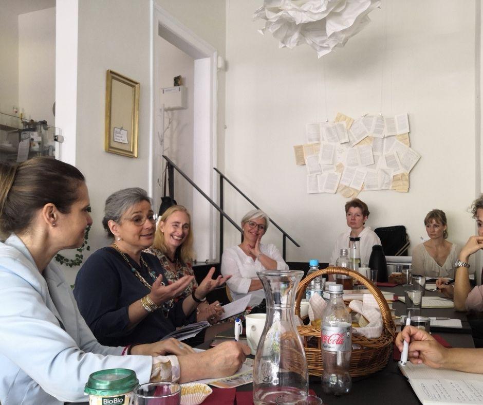 Bienewitz München Let's Talk Shop Personality Blog