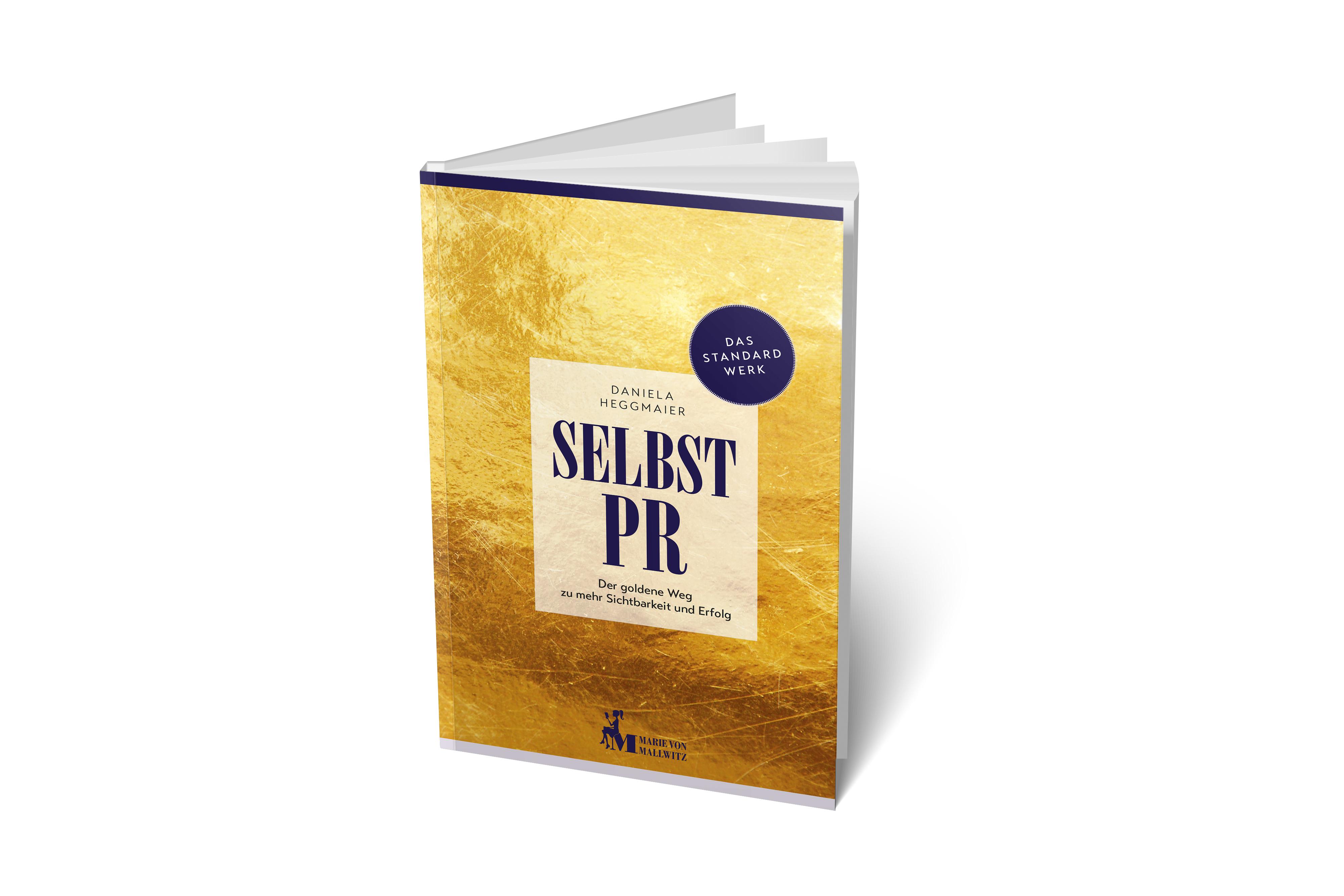 Buch Online Sichtbarkeit Selbst-PR Daniela Heggmaier